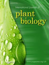 International Journal of Plant Biology